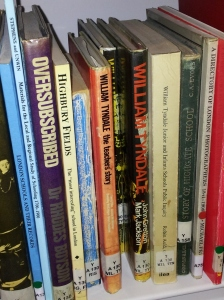 Books worth studying if you want to know about local school history.