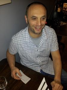 David Goodman: runs Roman Bar &Grill, N7.