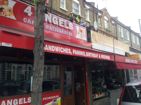 Essential stop-off for anyone using Gillespie Road.