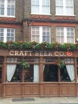 Craft Beer Co is one of a chain. Find it at 55 White Lion STreet,N1