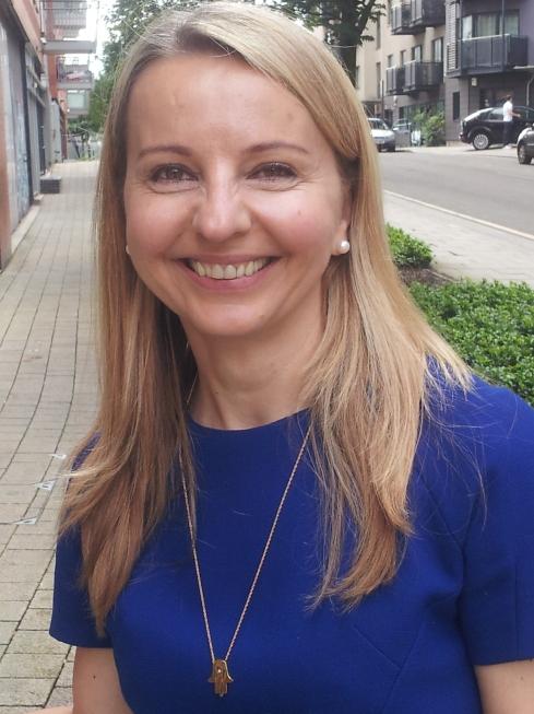 Georgina Gray from Bikram Highbury & Islington speaks Polish, Russian, Spanish and English.