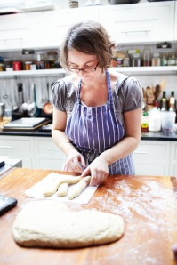"Anna Colquhoun: ""I make a very nice sourdough."""