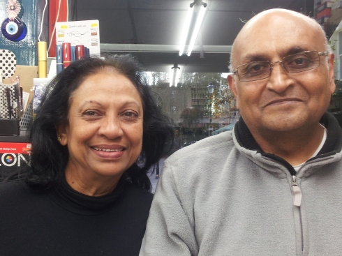 Urvashi and Subhash Patel set up Five Boys in October 1989 - 25 years ago.