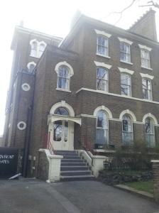 One of Horace Warner's Highbury homes - 26 Aberdeen Park.