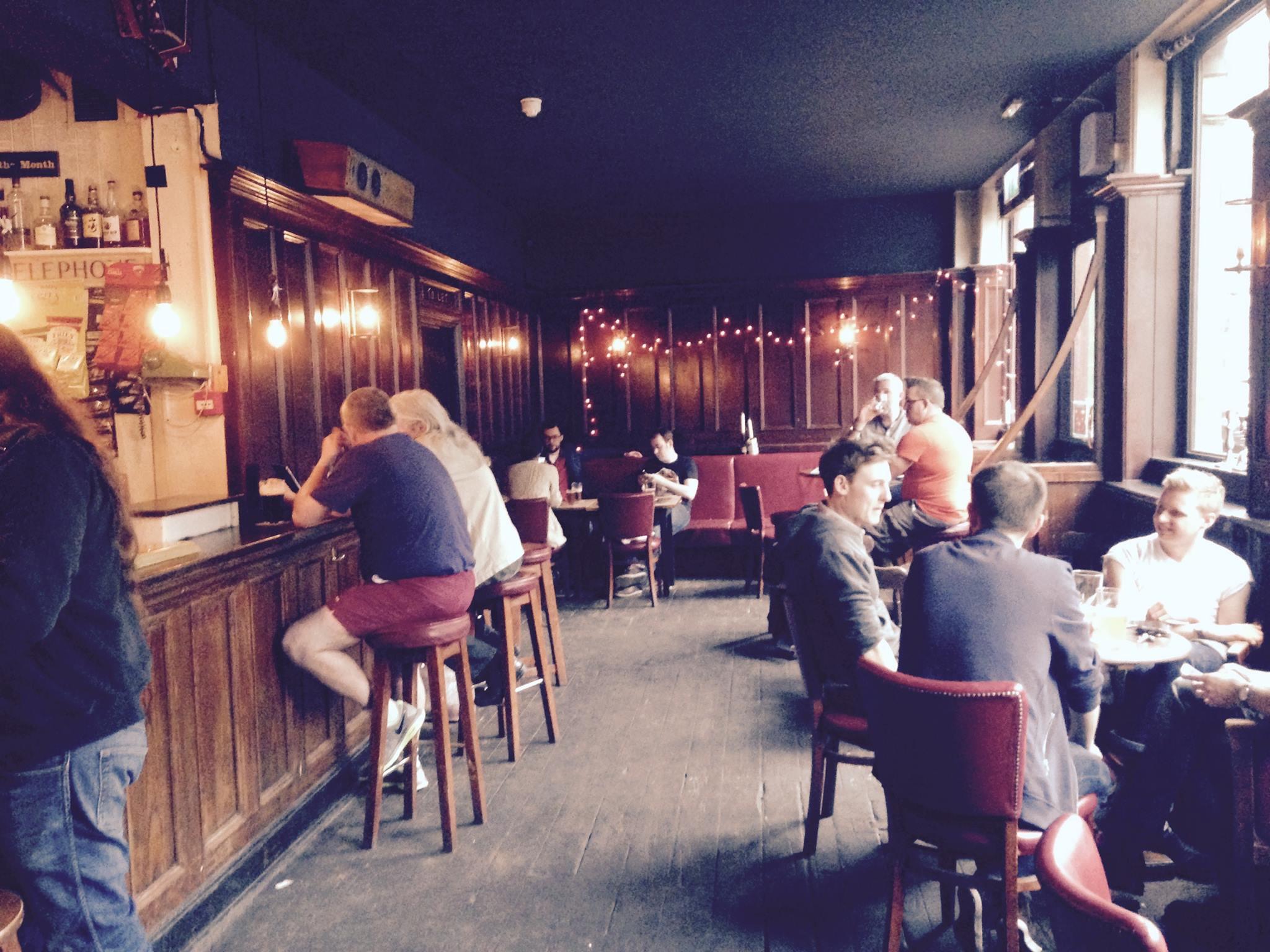 holloway road pub | Islington Faces Blog