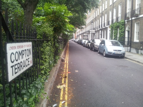 Compton Terrace