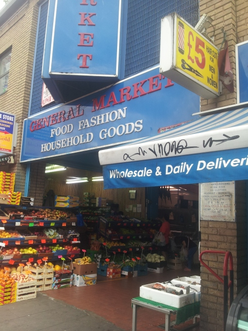 Nag's Head market.