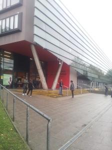 City & Islington College's Camden Road campus.