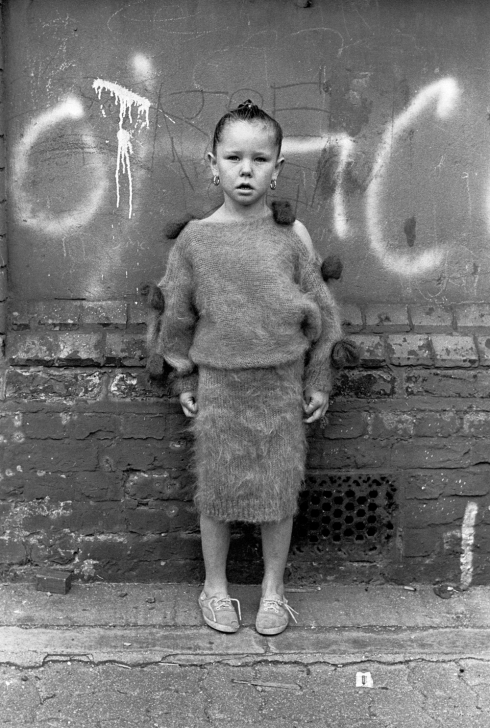 "Traveller's Children (1987) ""the pictures were taken around London Fields over three weeks. On the fourth week they'd gone."" (c) Colin O'Brien"