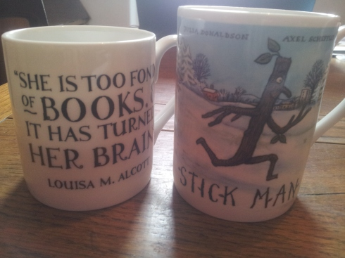 Every mug at Nicolette Jones' home has a story.