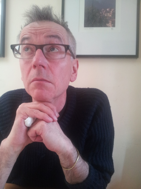 John Hegley: poet performer. (c) islington faces